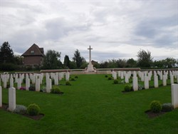 Fromelles Cemetery