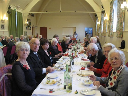 Remembrance Lunch 2012