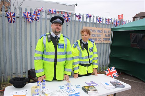 Diamond Jubilee Local Community Officers
