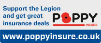 Visit www.poppyinsure.co.uk for all your insurance needs
