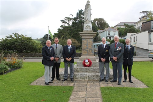 Branch At Battle Of Britain Commemoration