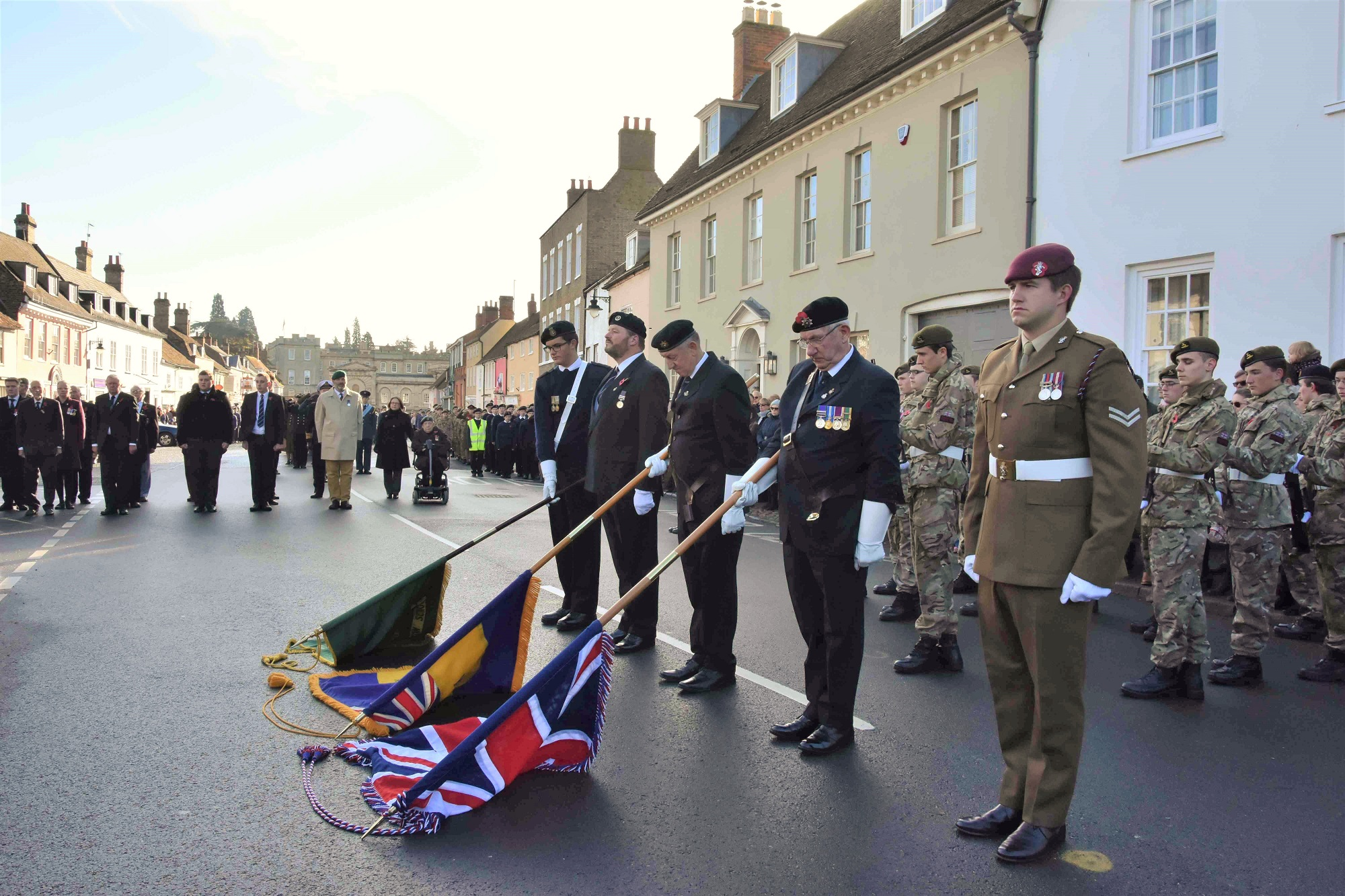 Remembrance Day 2016 11 13 178 Standards