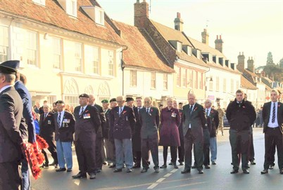 Remembrance Day 2016 11 13 155 Parade A