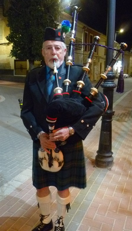 Tony The Piper