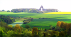 Thiepval Memorial & Fields