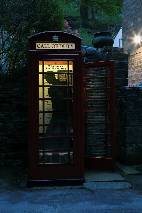 Call Of Duty Phone Box 2
