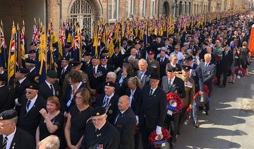 GP90 March To Menin Gate