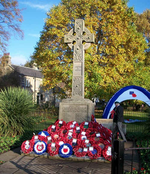 Remembrance Sunday Washington Village